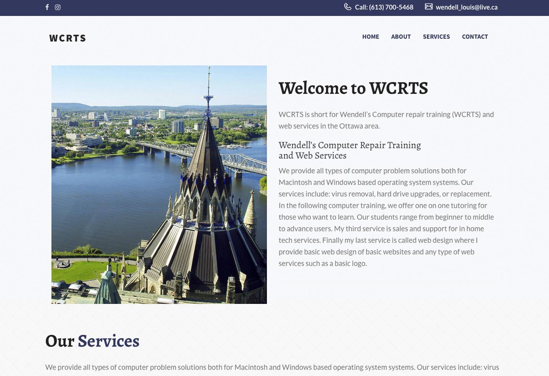 WCRTS Home Page